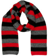 Sonia Rykiel Striped Wool Scarf