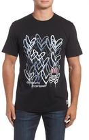 Psycho Bunny Men's Goldcrown Graphic T-Shirt