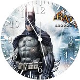 "Ikea New Batman Wall Clock 10"" Will Be Nice Gift and Room Wall Decor Y43"