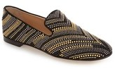 Giuseppe Zanotti Women's 'Dalila - Embellished' Swarovski Crystal Loafer