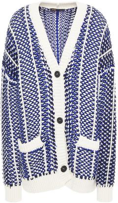 Maje Malou Wool-blend Cardigan