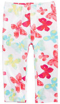 First Impressions Butterfly-Print Leggings