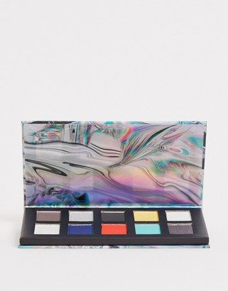 NYX Aquaria x Exclusive Eyeshadow Color Palette