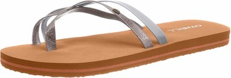 O'Neill Women's Fw Queen Ii Ankle Strap Sandals