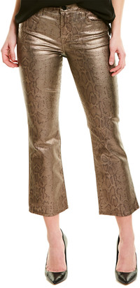 J Brand Selena Zhora Cropped Bootcut