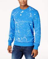G Star Men's Splatter-Print Sweatshirt