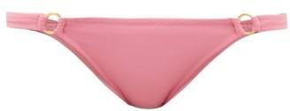Melissa Odabash Montenegro Ring Bikini Briefs - Womens - Pink
