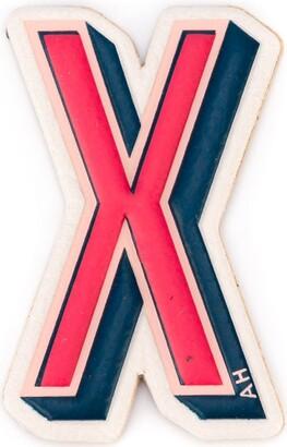 Anya Hindmarch 'X' sticker