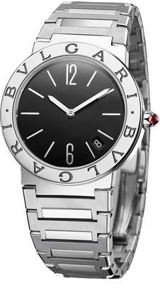 Bvlgari Stainless Steel Lady Watch 33mm