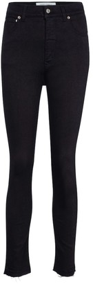 Golden Goose Demi high-rise skinny jeans