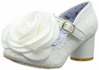 Irregular Choice Women's Kussen Wedding Shoes
