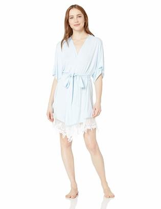 Splendid Women's Bridal Robe Pajama Coverup Pj