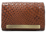 Patricia Nash Woven Collection Cametti Wallet