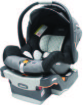 Chicco KeyFit® 30 Infant Car Seat - Orion