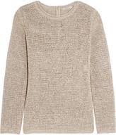 Nina Ricci Knitted Sweater - Beige