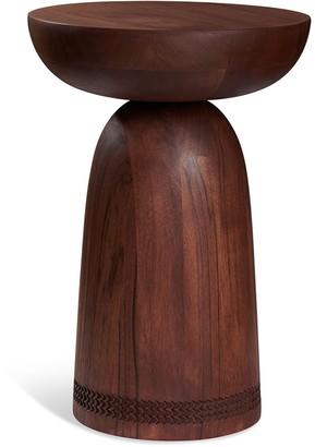 Zanat Nera wooden stool