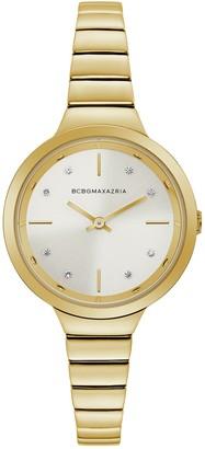 BCBGMAXAZRIA Women's Classic Bracelet Watch, 34mm
