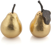 Michael Aram Pear Salt & Pepper Set