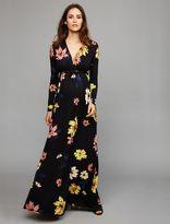 A Pea in the Pod Rachel Pally Caftan Maternity Maxi Dress
