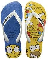 Havaianas Kids Flip Flops Simpsons - - Children's Flip Flops-7 Child UK (23/24 Brazilian) (25/26 EU)