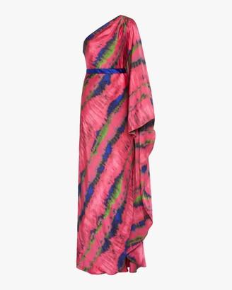 Semsem One-Shoulder Maxi Dress