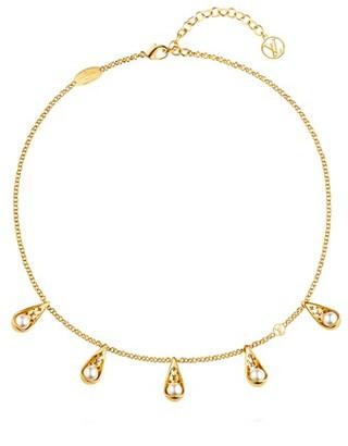 Louis Vuitton Pearlygram Supple Necklace