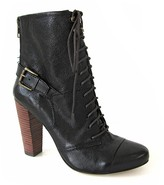 Lace Up Booties - Rebel