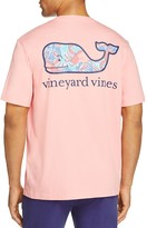 Vineyard Vines Crab Shell Whale Pocket Tee