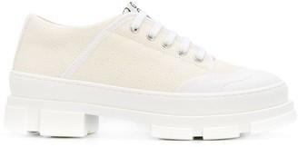 Ganni Chunky Low-Top Sneakers