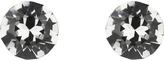 Accessorize Sterling Silver Swarovski Single Stud Earrings