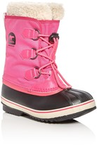 Sorel Girls' Yoot Pac Nylon Cold Weather Boots