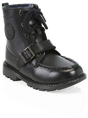 Ralph Lauren Baby's & Little Kid's Ranger Hi II Lace-Up Boots