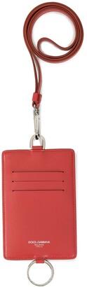 Dolce & Gabbana Cardholder Lanyard