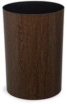 Umbra Treela 4.5 gallon Waste Can, Walnut