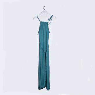 JUJU S'AMUSE - Long Maxi Dress Turquoise - S