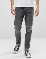 Blend of America Cirrus Skinny Jeans Wash Gray