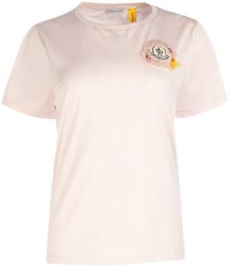 MONCLER GENIUS Moncler X Simone Rocha Embroidered Logo T-Shirt