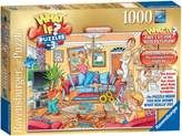 Ravensburger What If No 3 Home Makeover 1000pc Puzzle