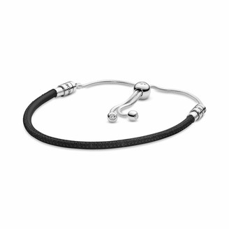 Pandora Women Sterling Silver Bangle Bracelet - 597225CBK-2