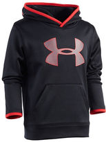 Under Armour Boys 2-7 Contrast Border Hoodie