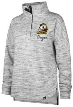 '47 Women's Oregon Ducks Haze Pullover
