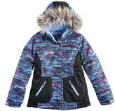 Free Country Girls 4-16 Digital Dash Heavyweight Jacket