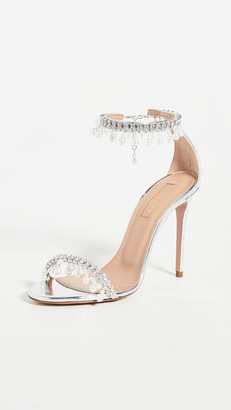 Aquazzura 105mm Exquisite Sandals