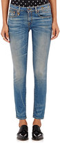 R 13 Women's Kate Skinny Jeans-BLUE, LIGHT BLUE