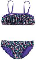 Old Navy 2-Piece Ruffle-Trim Bikini Set for Girls
