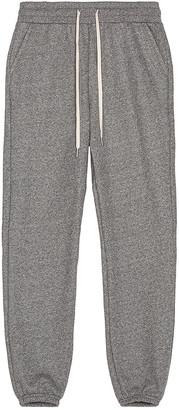 John Elliott LA Sweatpants in Dark Grey | FWRD