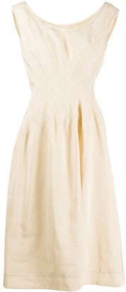 Marni Fit And Flare Sundress