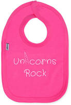 Snuglo Unicorns Rock Pink Bib By SnugloTM
