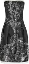 Fairy-tale strapless dress