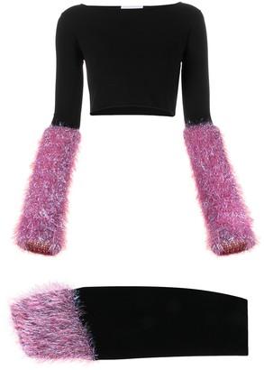 Antonella Rizza Knitted Two-Piece Set